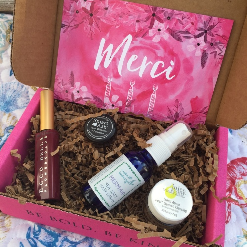 may 2016 petit vour in box