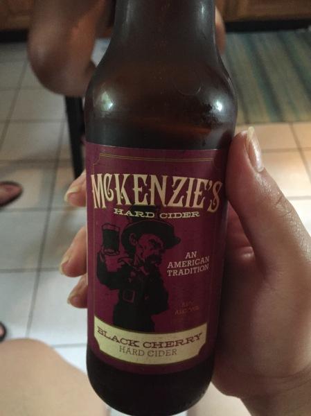 mckenzie's black cherry