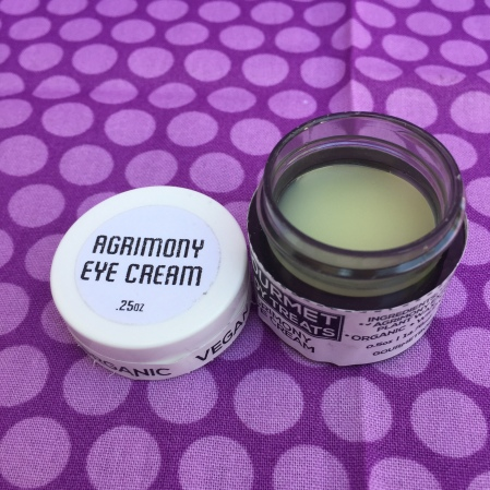 agrimony eye cream