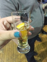 crabbies orange nyc beer fest 6/17/16