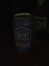 saint archer and corona