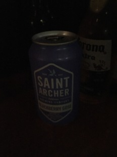 saint archer and corona