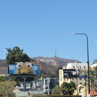 hollywood sign tipsypinup