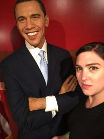 me and the prez