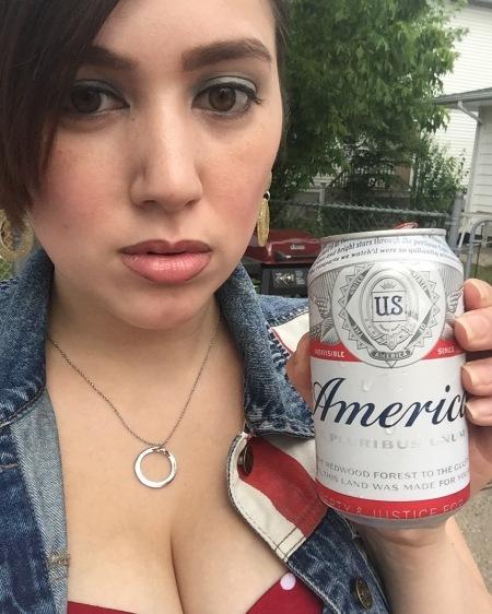 white trash america