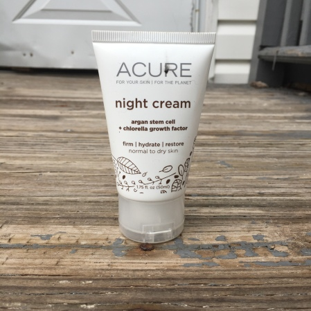 acure night cream july 16