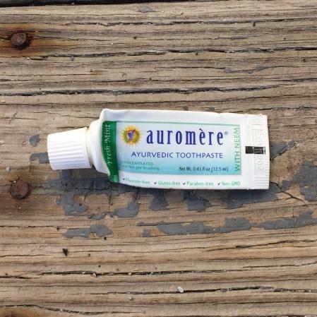auromere empty